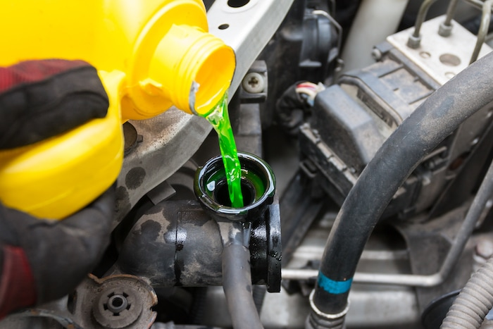What Should You Do When Oil in Coolant Reservoir?